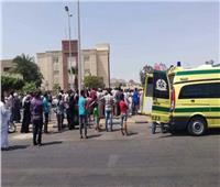 مصرع 3 عمال وإصابة ٢ آخرين داخل مواسير الصرف الصحي بالغربية