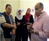 إحالة عدد من العاملين بمستشفى سمنود المركزى ووحدة محلية للتحقيق | صور