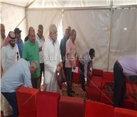صور| عيادات متنقلة لخدمة حجاج السياحة على عرفات