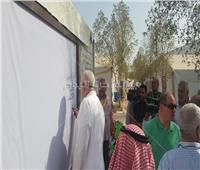 بعثة السياحة: تسهيلات كبيرة لكبار السن وذويالاحتياجات الخاصة على عرفات