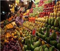 أسعار الفاكهة في سوق العبور قبل وقفة عرفات