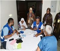 صور| الصحة: 43 حاجًا مصريًا في مستشفيات السعودية ولم نرصد أي أمراض وبائية
