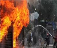 الحماية المدنية تسيطر على حريق بمدينة نصر دون وقوع إصابات