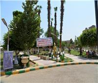 محافظ أسيوط يفتتح حديقة الإيمان «المجانية»
