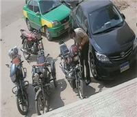 حبس سارق الدراجات النارية بالزيتون