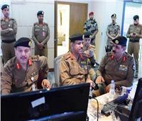 الأمن العام السعودي: انسيابية حركة الحجاج من مكة المكرمة إلى منى