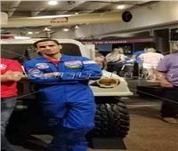 فرحة قرية «نشيل» بالغربية بفوز ابنها محمد رجب بالمركز الأول في مسابقة ناسا