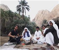 الضأن و«الفراشيح» و«الشاي بالحبك».. طقوس بدوية أصيلة في جنوب سيناء بالأضحى