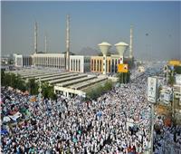 مسجد «نمرة» يستعد لاستقبال ضيوف الرحمن