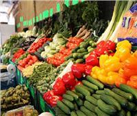 ثبات أسعار الخضروات في سوق العبور بوقفة عرفات