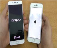 «أوبو» يضرب «آيفون» ويعيده للمركز الرابع في سوق الهواتف العالمية