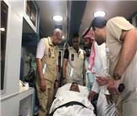 وزارة الصحة السعودية تصعّد 329 حاجًا مريضًا لـ«مشعر عرفات»