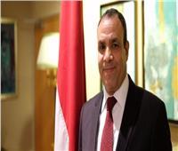 سفير مصر بألمانيا ينقل تهنئة الرئيس السيسي لأبناء الجالية بمناسبة عيد الأضحي