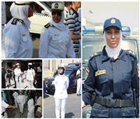 """عيد الأضحى 2019 .. """"الشرطة النسائية"""" السلاح الناعم لضبط الأمن   صور"""