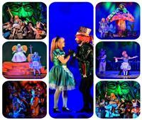 صور..عودة «أليس فى بلاد العجائب» للمسرح ثانى أيام العيد