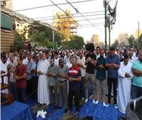 صور وفيديو .. فرحة أهالي السبتيه بعد أداء صلاة عيد الأضحى المبارك