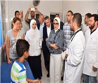 وزيرة الصحة لـ«صيدلي»: «إحنا محظوظين بوجودك معانا»