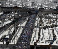 صور| الحجاج يتوافدون على جسر الجمرات لرمي العقبة الكبرى