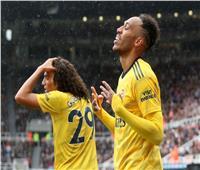 فيديو| ارسنال يفوز على نيو كاسل يونايتد