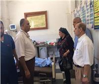 إحالة الطاقم الإداري والتمريض بمستشفى الشهداء في المنوفية للتحقيق