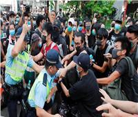 أمريكا تحث كل الأطراف في هونج كونج على تجنب العنف