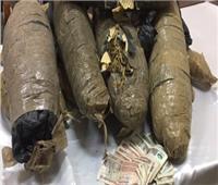 حملات مكثفة لتطهير قرية «الشعراء» بدمياط من المخدرات