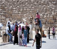 العيد فى ساحة الأهرامات له «طعم تانى»