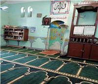 صور | فرش 54 مسجدًا بنجع حمادي بتكلفة مليون و 200 ألف جنيه