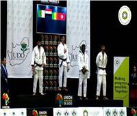 اليوم ..بعثة الجودو فى المغرب للمشاركة فى دورة الألعاب الإفريقية