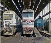 السكة الحديد تدفع بقطارات «إضافية» إلى الصعيد من أجل رحلات العودة