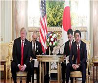 وكالة يابانية: ترامب طلب من شينزو آبي شراء منتجات زراعية أمريكية