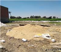 في ثالث أيام العيد.. إزالة التعديات على الأراضي الزراعية في الفيوم