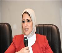 وزيرة الصحة تتابع أعمال التطوير بمستشفى العلمين