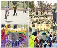 عيد الأضحى| إقبال على الرحلات النيلية.. وملاهي الفسطاط تجتذب الأطفال.. والقناطر تستقبل الآلاف