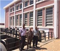 الري: تنفيذ 10 مأخذ مياه لزراعة 66 ألف فدان بمنطقتي رابعة وبئر العبد