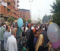 أهالي العربية يواصلون الاحتفال بعيد الأضحى 2019 في رابع الأيام