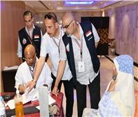 الصحة: 43 حاجا مصريا مازالوا يتلقون علاجهم في مستشفيات السعودية