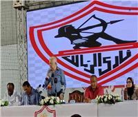 مرتضى منصور: لن أعلن اسم المدرب الجديد
