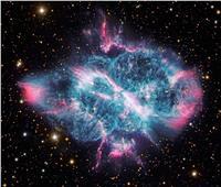 تلسكوب هابل الفضائي يلتقط صورة مذهلة لسديم كوكبي