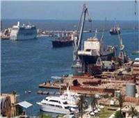 تداول 155 شاحنة بضائع عامة و397 سيارة بموانئ البحرالأحمر