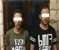 القبض علىمسجلين خطر يقومان بسرقة المواطنين في الإسكندرية