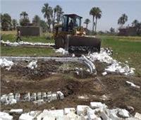 الزراعة: إزالة 275 حالة تعد على الأراضي الزراعية خلال إجازة عيد الأضحى