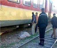صدمهم القطار .. وفاة الأم وخالها ونجاة الإبنة