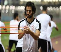 محمود علاء خارج حسابات الزمالك أمام ديكاداها