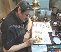 """5 سنوات على رحيل """"مصطفى حسين"""".. ريشة ذهبية جسدت نبض الشارع"""