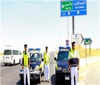 حملات مرورية مكثفة بالقاهرة والجيزة.. ونشر رادارات لمراقبة السرعة بـ«الإقليمي»