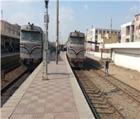«السكة الحديد» تعلن تأخيرات القطارات اليوم الجمعة