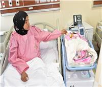«مكة» مولودة مصرية وضعتها أمها خلال الحج