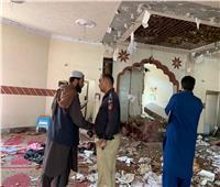 ارتفاع حصيلة انفجار مسجد «كويتا الباكستانية» إلى 26 قتيلا ومصابا