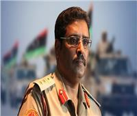 «الجيش الليبي»: نسعى لقطع الدعم الخارجي عن «ميليشيات طرابلس»